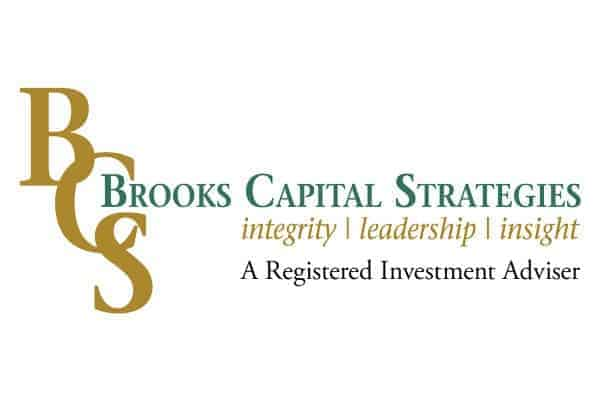 Brooks Capital Strategies WordPress website design and development for financial services company in Bend, Oregon