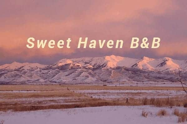 Sweet Haven Bed & Breakfast WordPress website with online booking capability by Wirebird Media