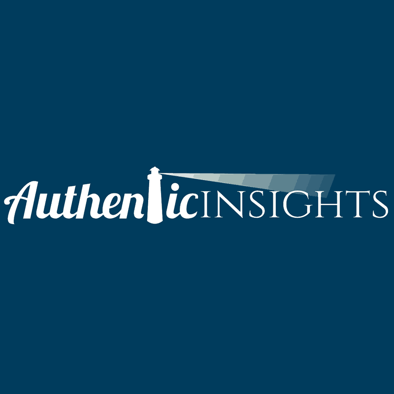 Authentic Insights WordPress blog website by Wirebird Media