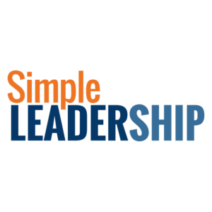 Simple Leadership WordPress blog website by Wirebird Media