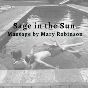 Sage in the Sun Massage website