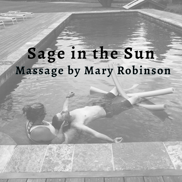 Sage in the sun massage WordPress website by Wirebird Media