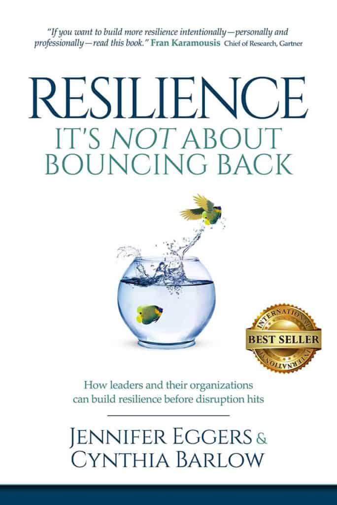 Resilience book launch